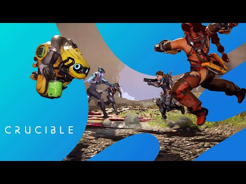 Crucible | Launch Trailer