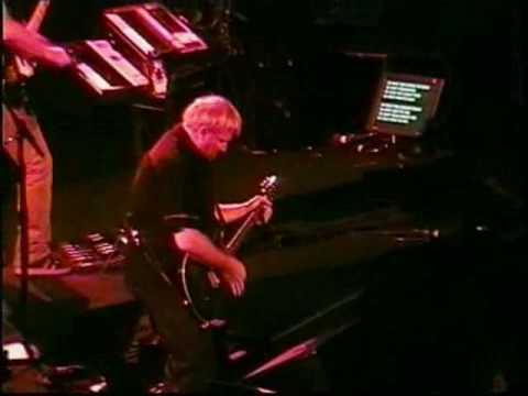 Rush - The Big Money 10-13-2002