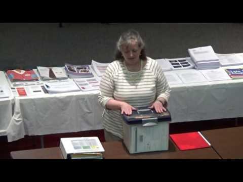 School to Adult Life Transition seminar - Part 1 of 2 at Warren County Developmental Disabilities