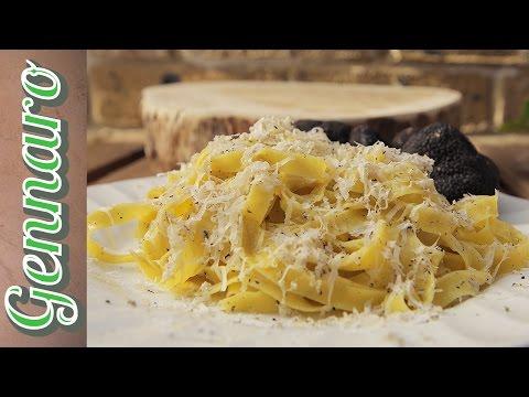 ... chocolate truffle tagliatelle recipes dishmaps chocolate truffle