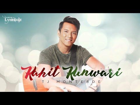 TJ Monterde - Kahit Kunwari (lyrics)