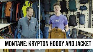 SPOTLIGHT: Montane - Krypton Hoody and Jacket