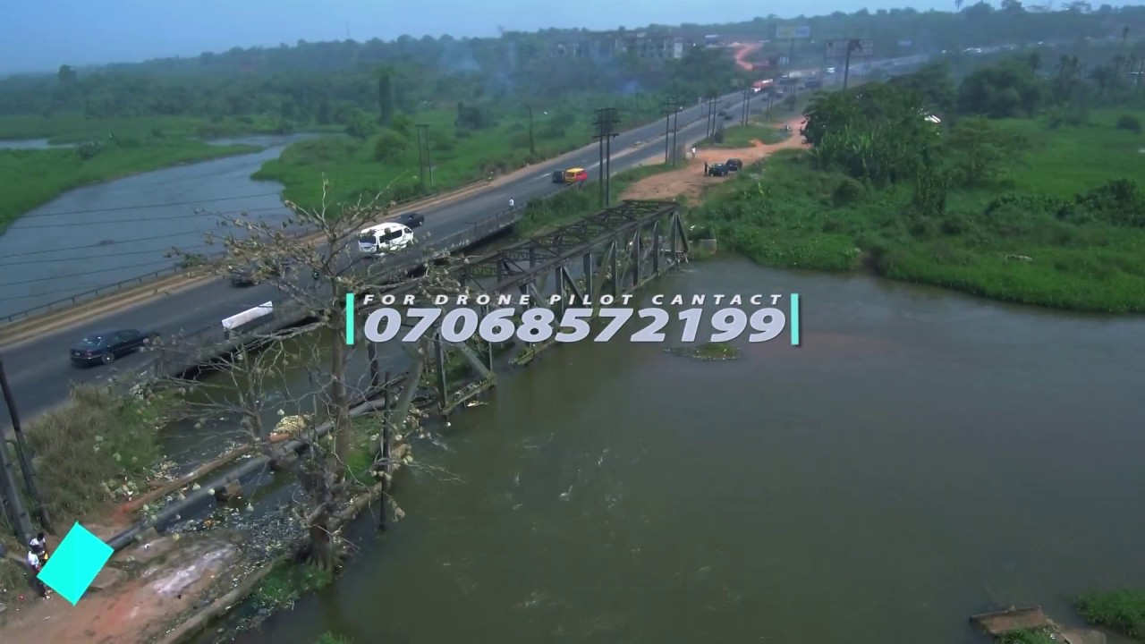 Download PSD DRONE IN IKPOBA HILL BENIN CITY