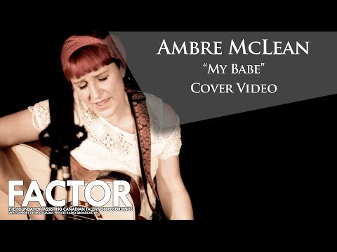 Ambre McLean - My Babe (Willie Dixon)