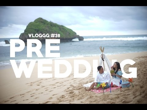 VLOGGG #38: Behind The Scene Pre Wedding