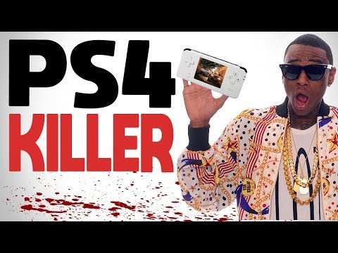 The Soulja Boy Game Console Is A PS4 KILLER