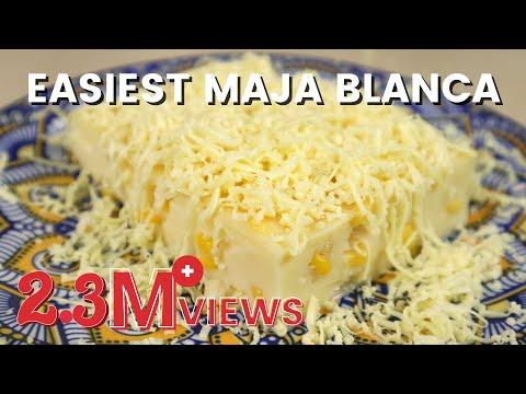 Easiest Maja Blanca