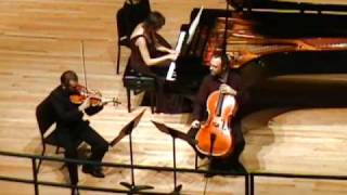 Beethoven: Piano Trio in C minor, Op. 1, No. 3 - II. Adagio cantabile, con variazioni