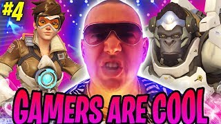 """Official """"I Wanna Be Tracer"""" Tik Tok Rap Music Video   Meme Analysis #4   Gamers Are Cool"""