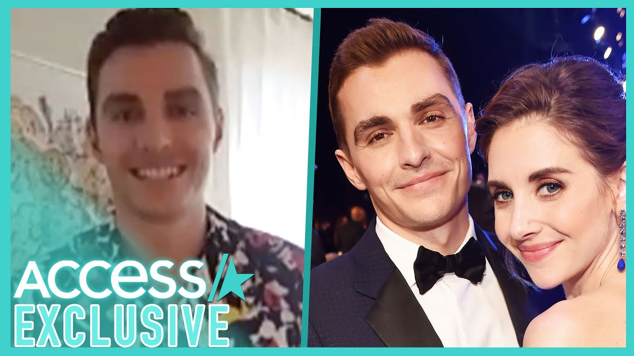 Dave Franco Gushes Over Wife Alison Brie