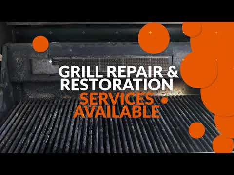 🔥 Bar-B-Clean 🔥 Grill Cleaning | Grill Maintenance & Restoration | New Grill Sales