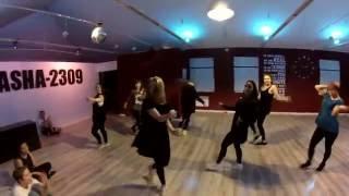 Dua Lipa - Blow Your Mind (Mwah) ::Jazz Funk Choreo:: by V.Ponomarev