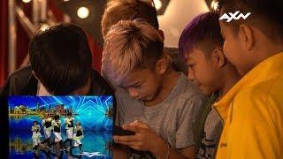 Semi-Finalist Kids React To Their Performances! | Asia's Got Talent on AXN Asia