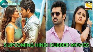 Top 5 Upcoming New South Hindi Dubbed Movies 2019   Hello Guru Prema Kosame Upcoming South Movie
