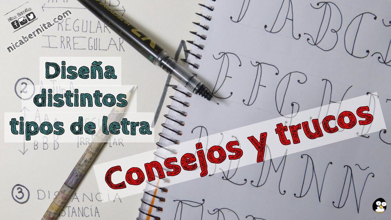 Letras Para Títulos De Cuaderno Cómo Hacer Títulos Bonitos Para Tus Apuntes Y Portadas