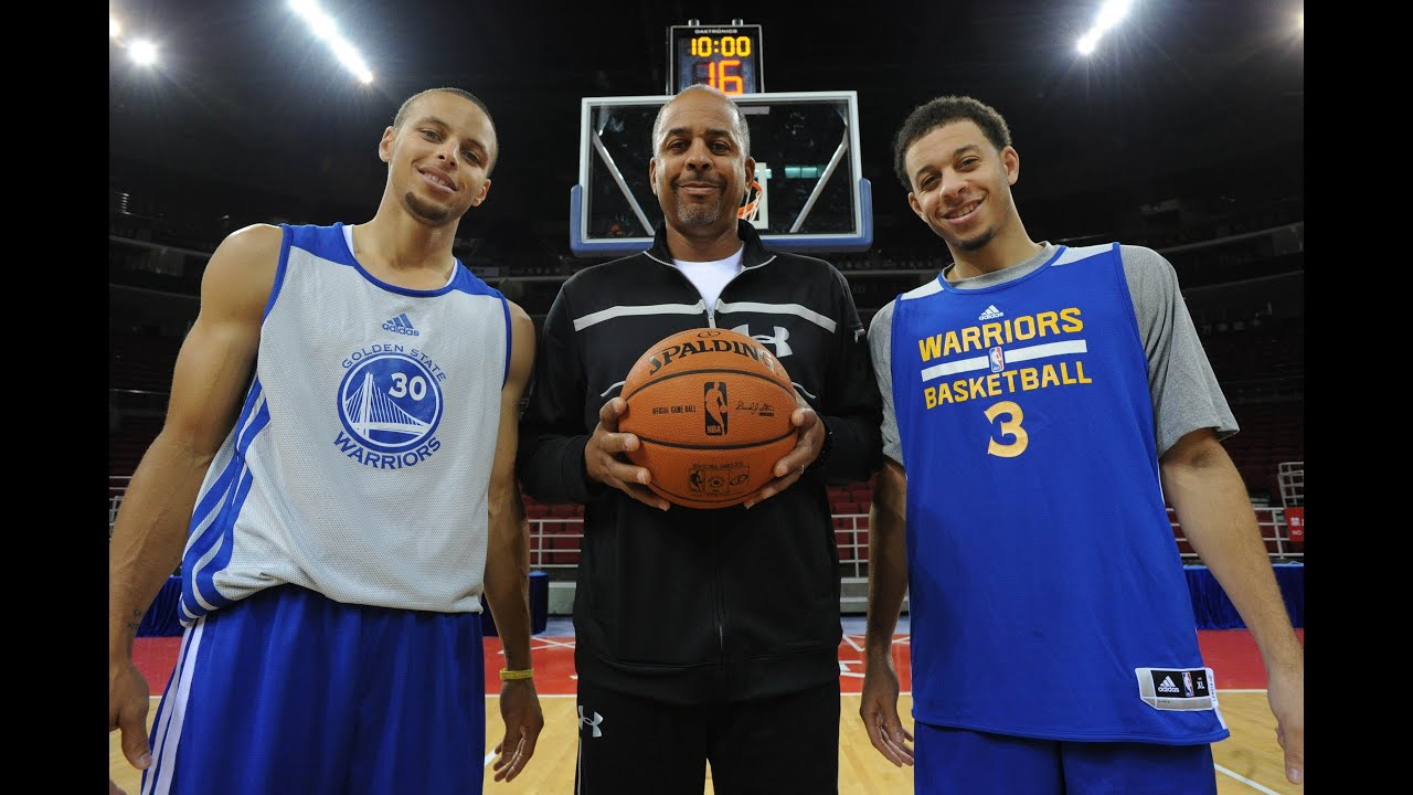 The Curry Brothers: NBA D-League Family Footsteps ...