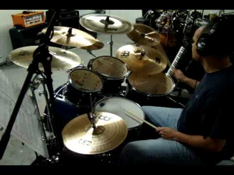 Coldplay - Yellow (drum cover)