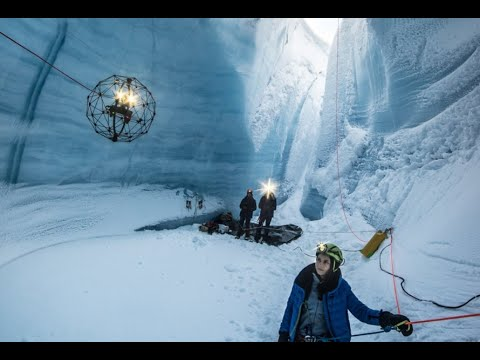 Flyability Helps Scientists Explore the Deepest Ice Caves in the World in Greenland