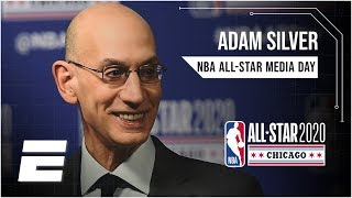NBA to name All-Star Game MVP trophy after Kobe Bryant - Adam Silver | NBA Sound