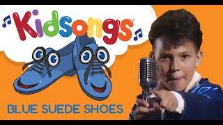 Blue Suede Shoes | Best Kids Dance Songs | Elvis | Kids Classic Rock | PBS Kids