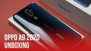 OPPO A9 2020 | Unboxing