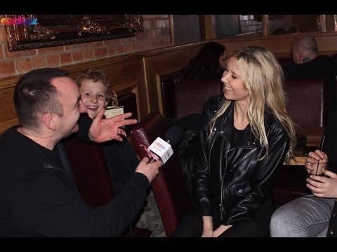 ESCKAZ in London: Interview with Kasia Moś (Poland at Eurovision 2017)