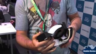 Очки виртуальной реальности Samsung Gear VR(, 2014-09-04T18:55:23.000Z)