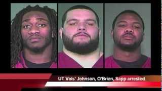 Vols arrested: Danny O