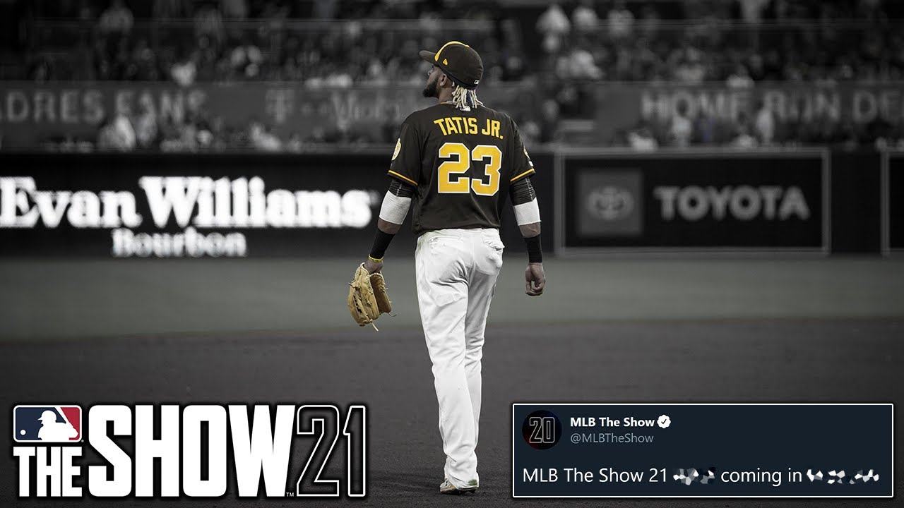 1st MLB THE SHOW 21 NEWS