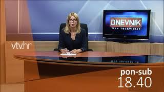 VTV Dnevnik najava 14. srpnja 2018.