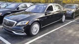 2019 Mercedes-Benz Maybach S560 4matic Walk Around Review Euro Motorcars Germantown