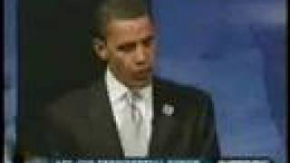 The shocking Barack Obama debate you haven