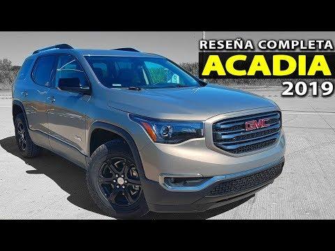 GMC Acadia All Terrain 2019 - ¡Auténtica Camioneta Americana! SUV De Lujo