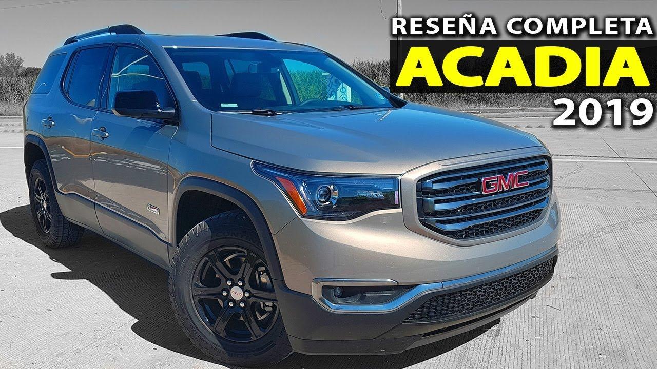 Gmc Acadia All Terrain 2019 Autentica Camioneta Americana