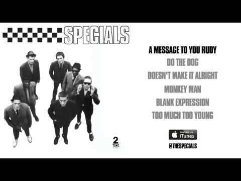 The Specials Album Sampler - YouTube