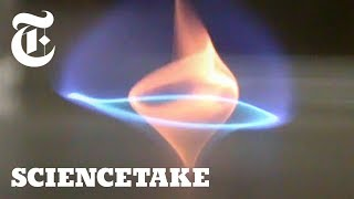 Harnessing the Power of 'Firenadoes' | ScienceTake