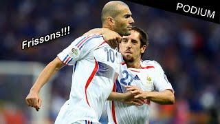 QUAND LA FRANCE NOUS A FAIT VIBRER !!! [frissons garantis]