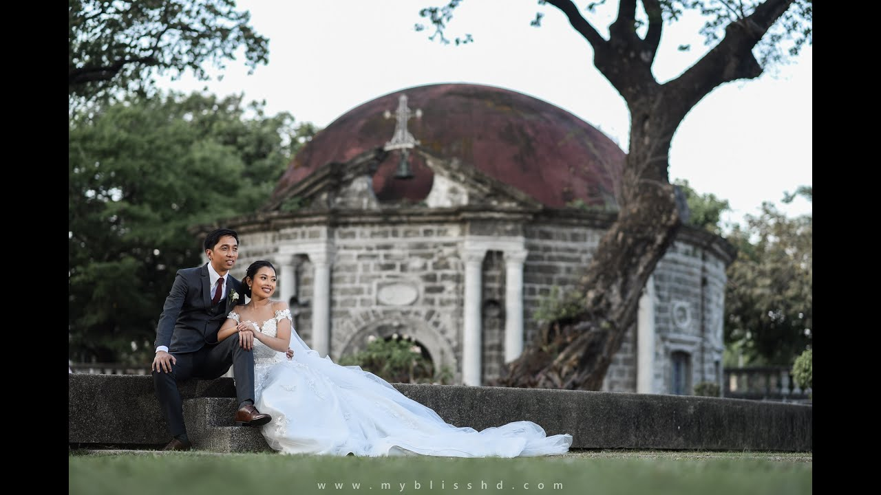 { Ray and lysa } A Wedding Film at St. Pancratius Chapel | Photographer and Videographer Manila