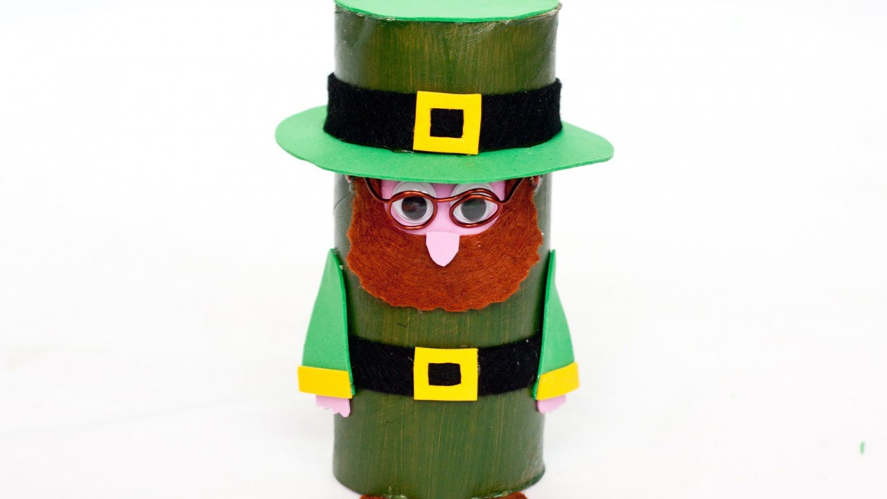 Create a cute and easy st patrick leprechaun diy crafts create a cute and easy st patrick leprechaun diy crafts guidecentral solutioingenieria Choice Image
