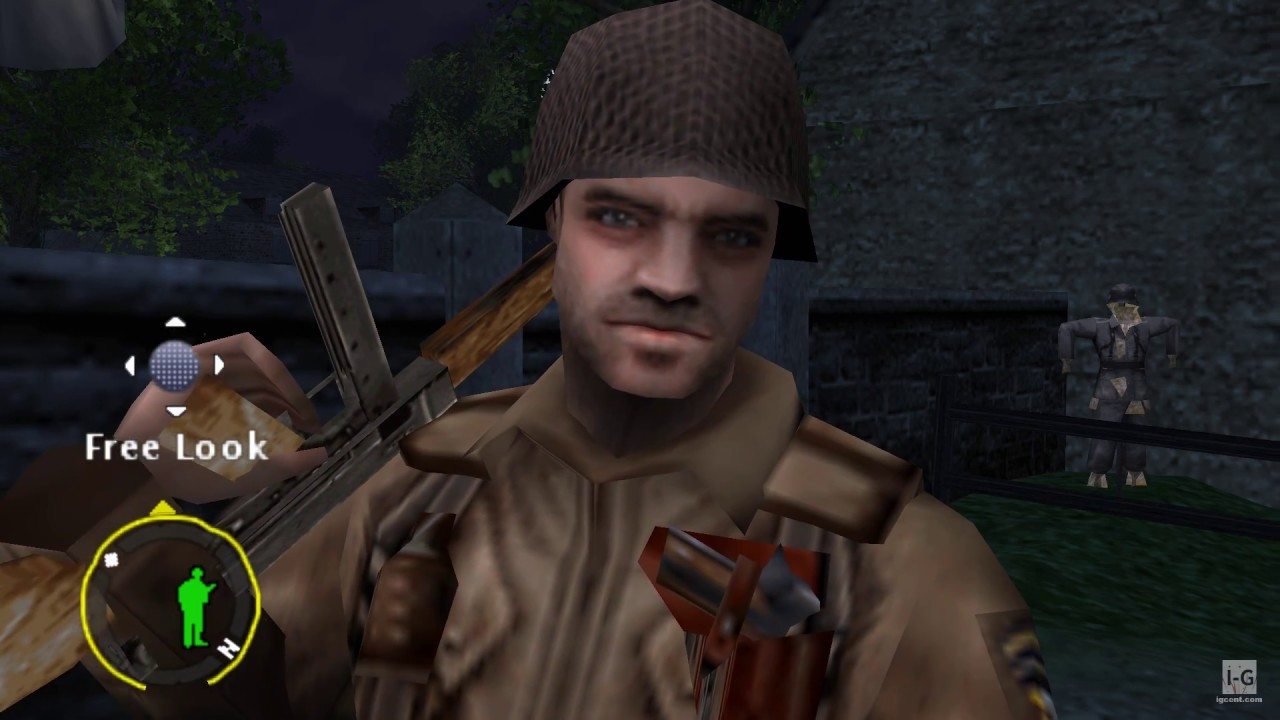 Brothers In Arms D Day Psp Gameplay Hd Youtube