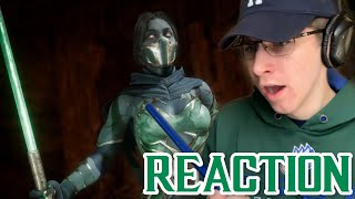 Jade Reveal Trailer - Mortal Kombat 11 REACTION!