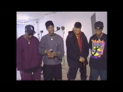 "Jodeci on ""Screen Scene"" [Throwback]"