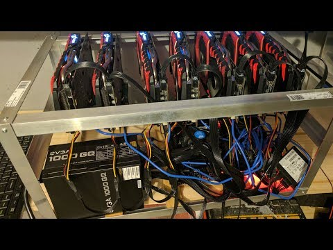How to build an Ethereum, Sia, ETC Mining Rig Case