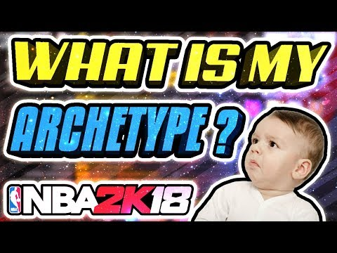 WHAT IS MY DRIBBLE GAWD ARCHETYPE FOR NBA 2k18?? • BEST PLAYER BUILD TO HIT 99 OVERALL 1st 😱😱