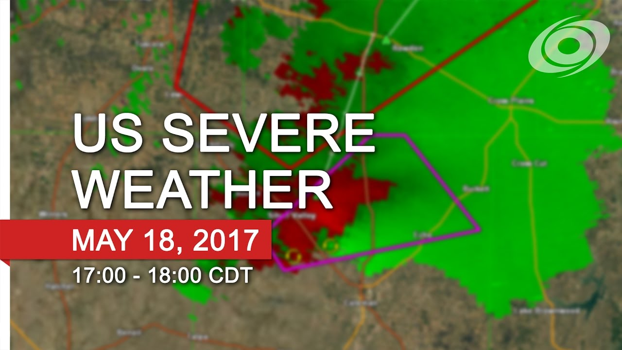 US Severe Weather Coverage May   CDT YouTube - Us weather map may