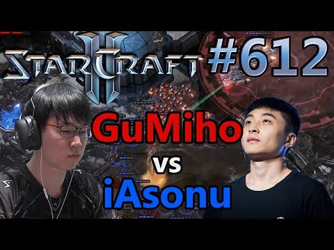 GuMiho (T) vs iAsonu (Z) | IEM Shanghai | Starcraft 2: Replay-Cast #612 [Deutsch]