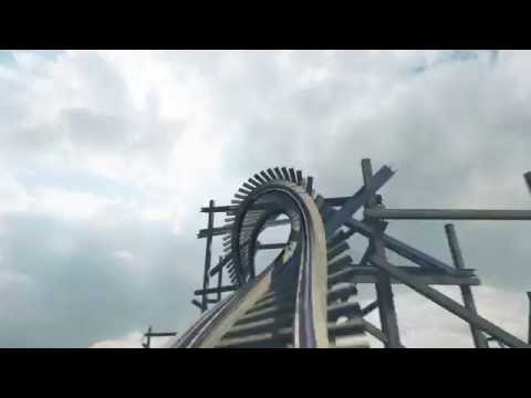 Intamin Launched Coaster Test || Nolimits 2 videominecraft ru
