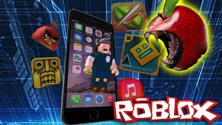 Roblox | Get rid of the IPHONE 7-Escape the Iphone 7