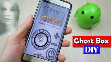 Ghost Box selber machen - DIY | Anleitung | Tutorial