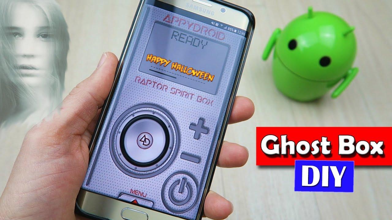 Download Ghost Box selber machen - DIY | Anleitung | Tutorial